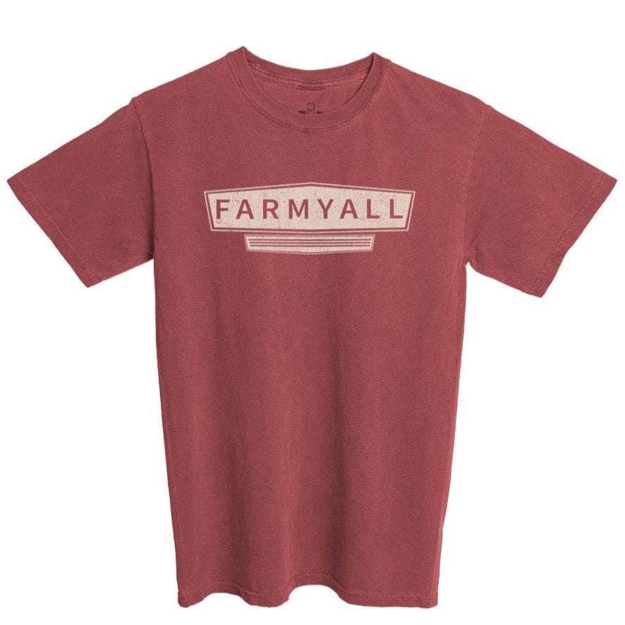 Red IH Farmall T-Shirt