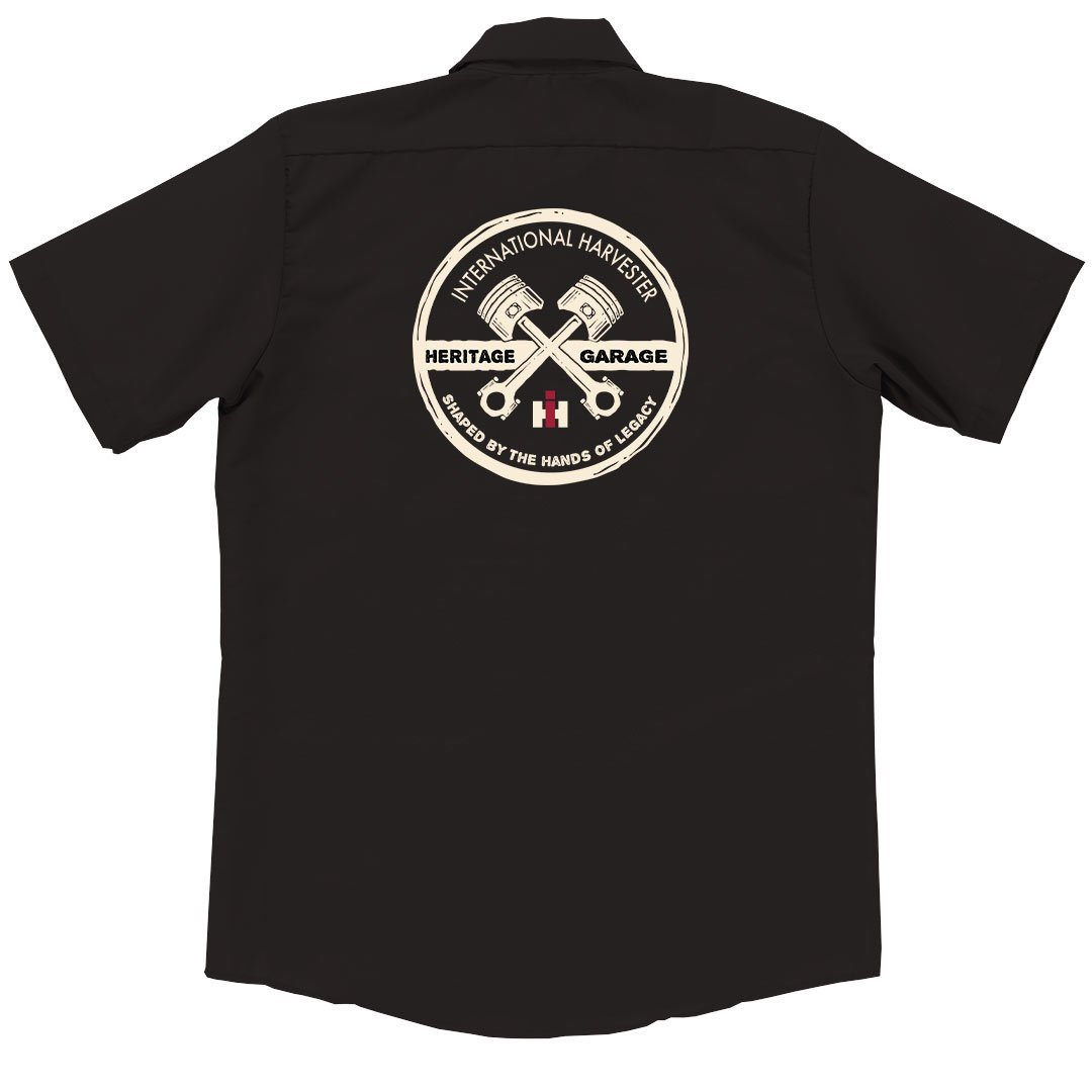 International Harvester Heritage Garage Shirt