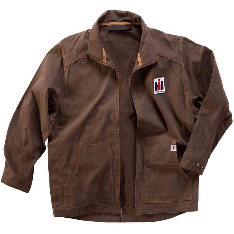 lightweight international harvester barn coat