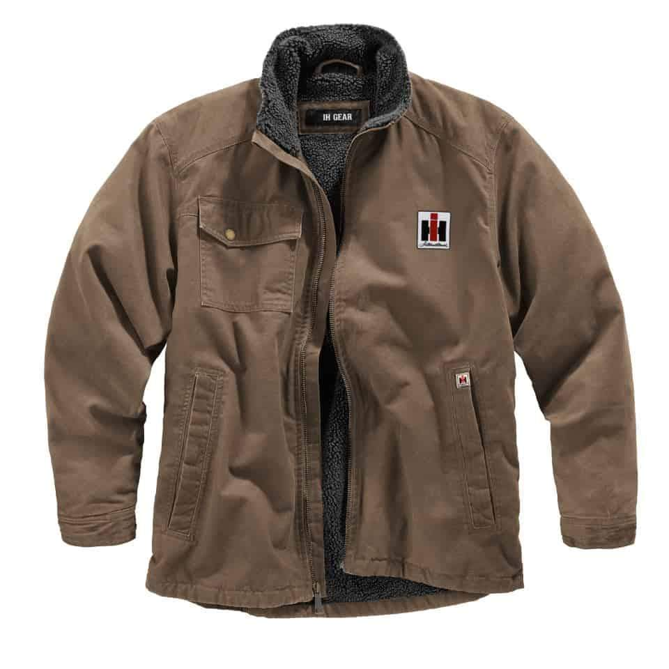 International Harvester IH Canvas Field Jacket
