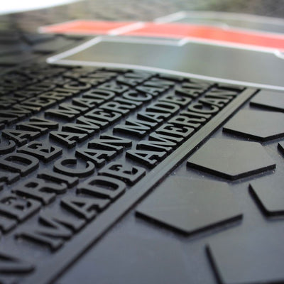 IH Rubber floormat