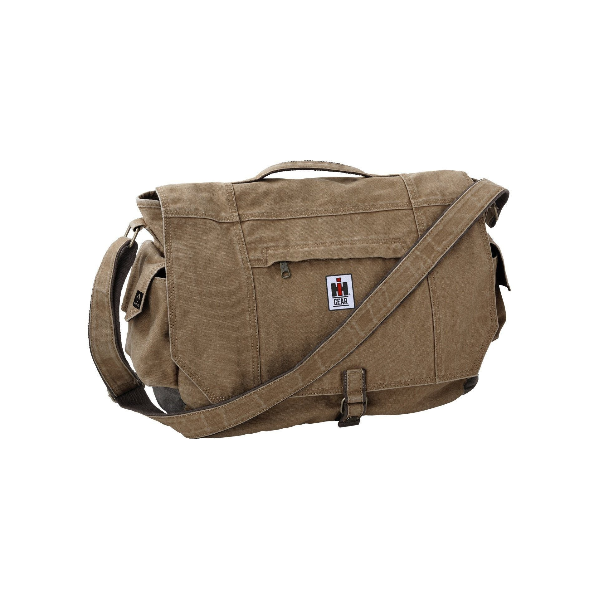 Rugged and durable IH trail bag.