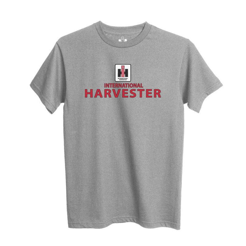 Licensed International Harvester Logo Tee Shirt