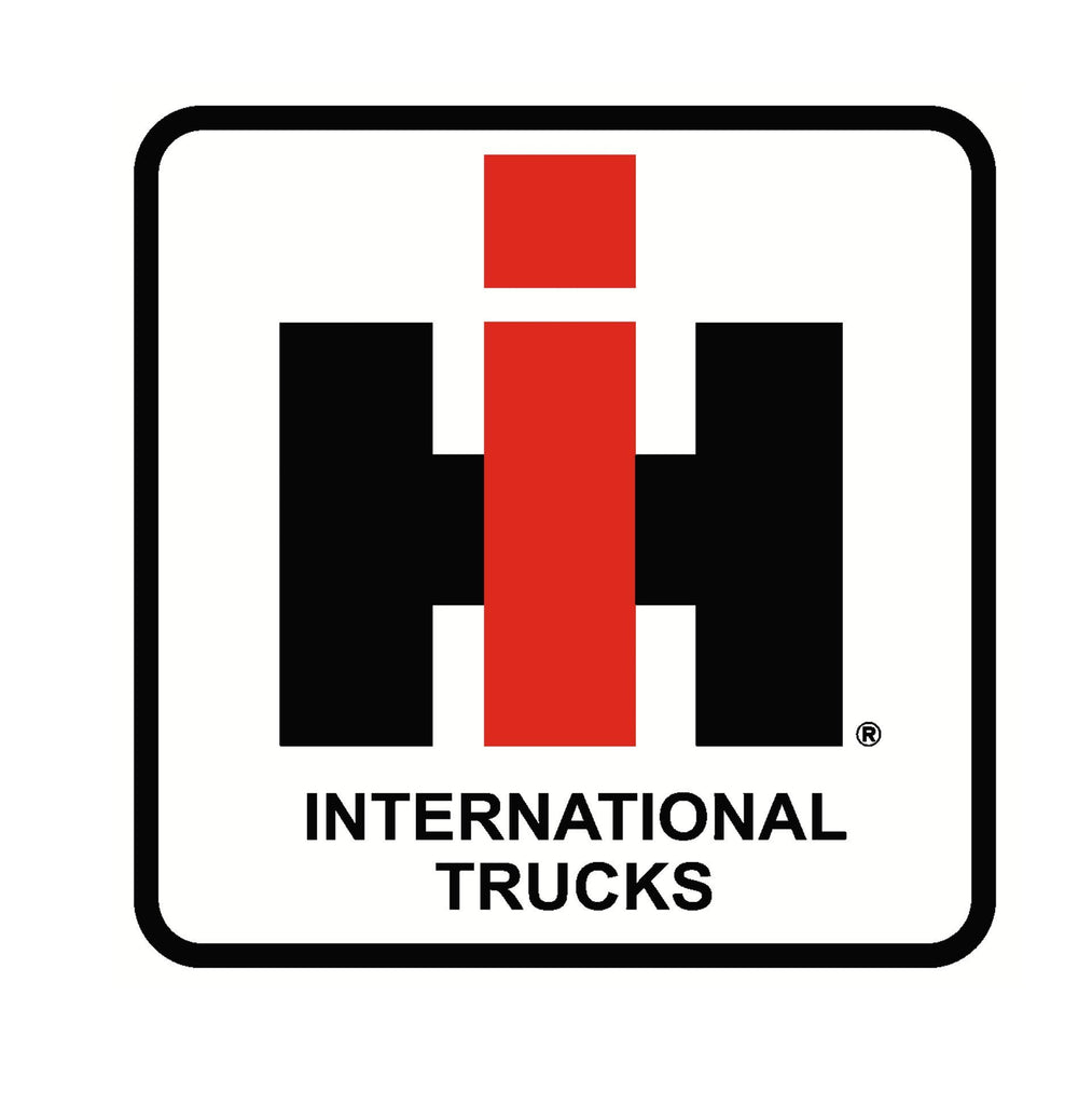International Harvester Decal. Official IH Truck Decal ...