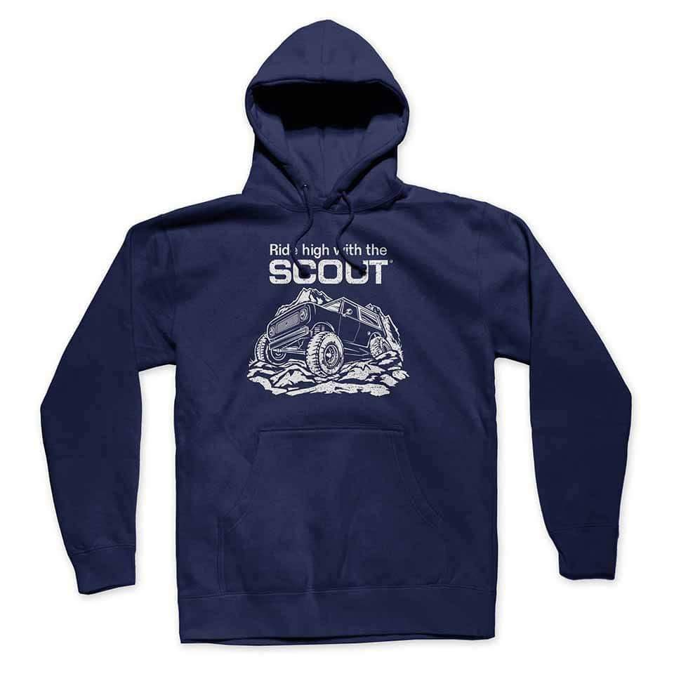 International Scout Off Road Pullover Hoodie