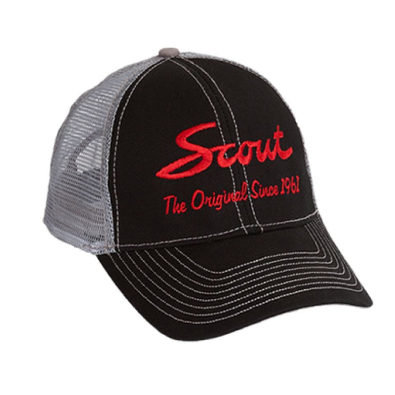 International Scout Scripted Logo Hat with contrast stitch.