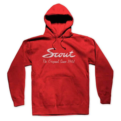 International Harvester Red IH Scout Sweatshirt
