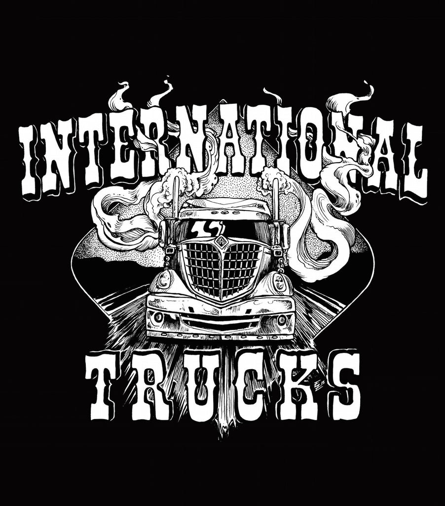 International Truck Lonestar Tee