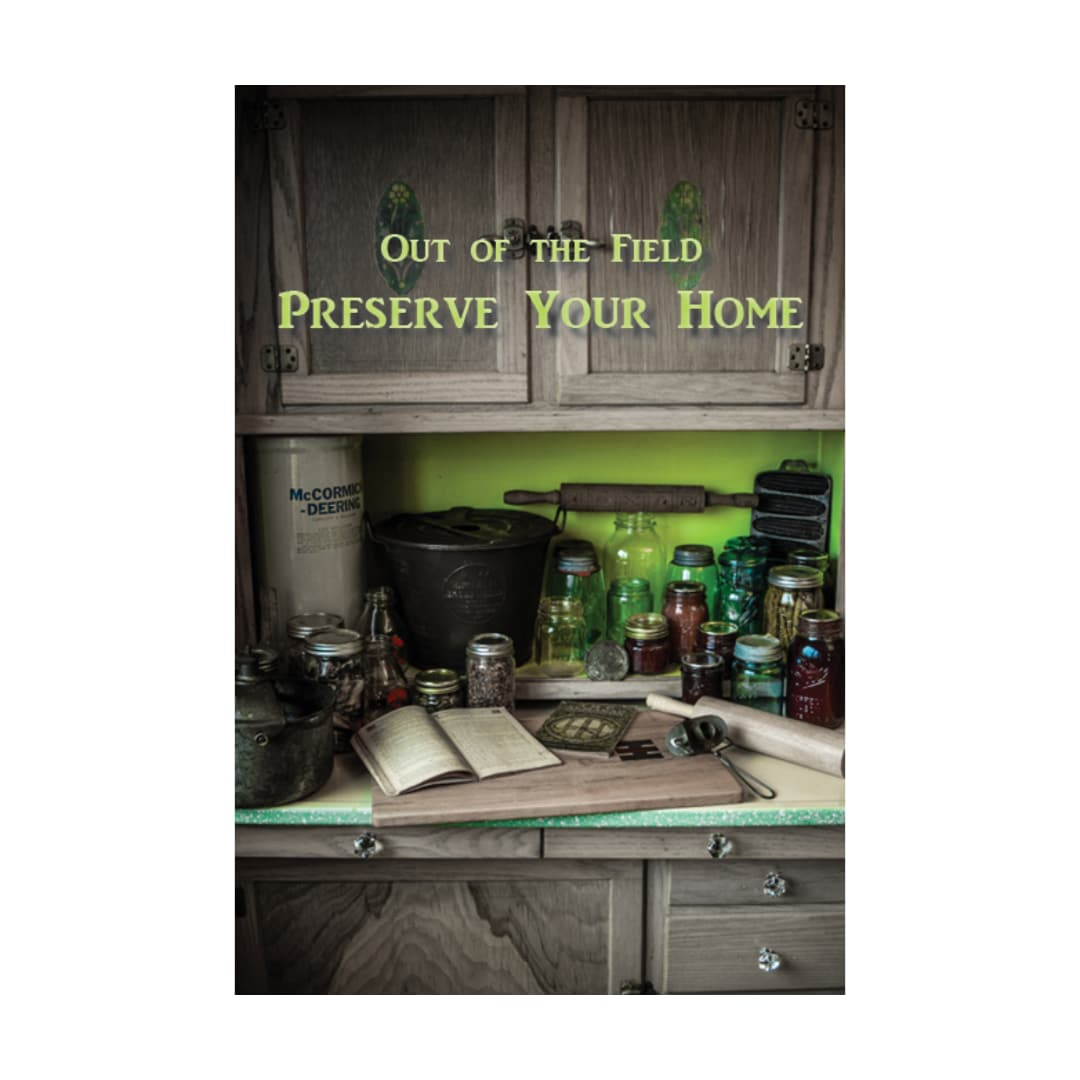 International Harvester Preserve Your Home Book