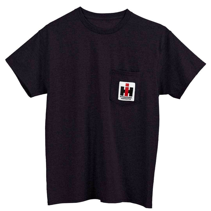 IH Pocket T-Shirt Grey