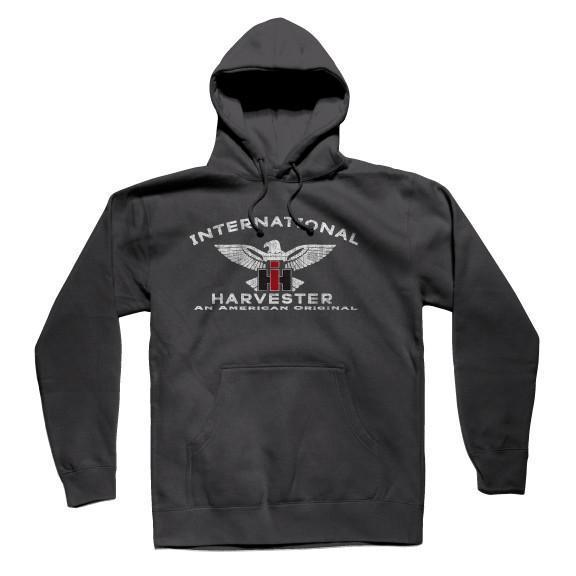 IH Logo Hooded Sweatshirt