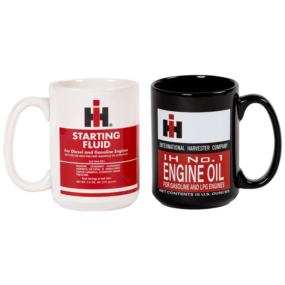 IH coffee mugs