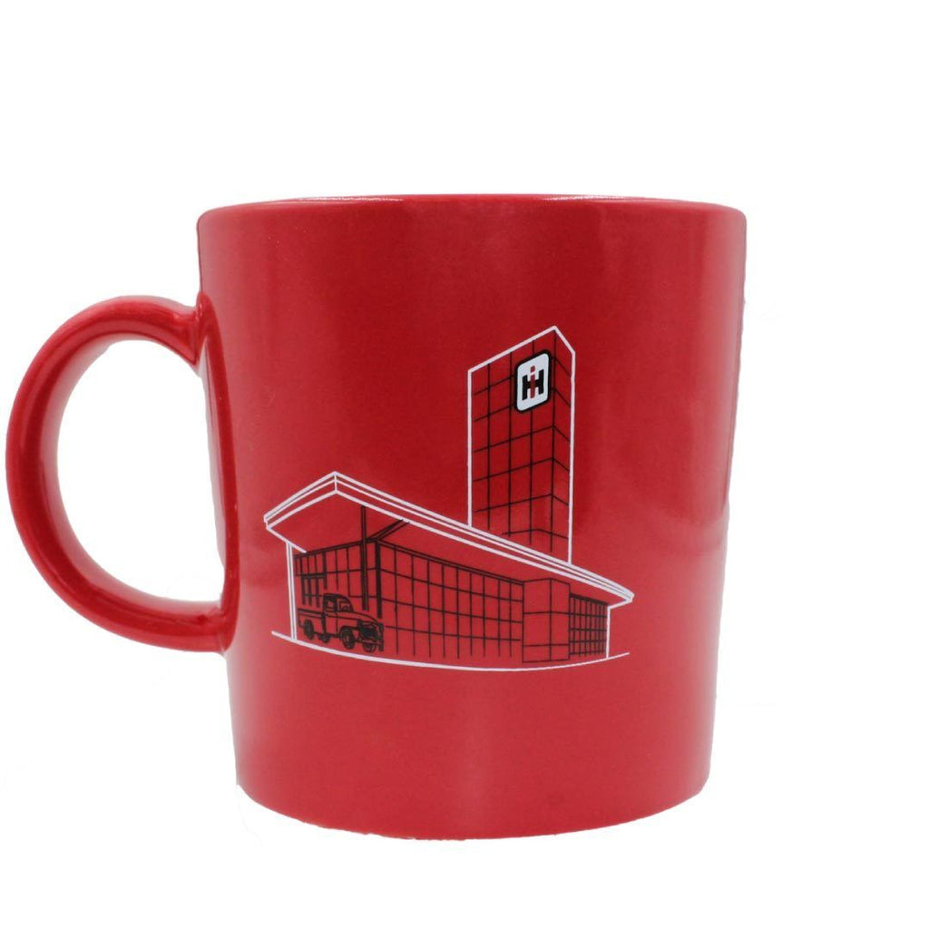 IH 14 oz. Dealer Red Coffee Mug