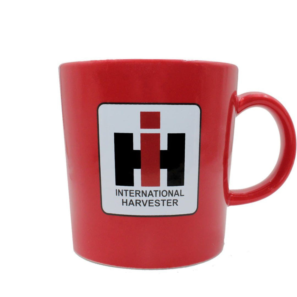 International Harvester 14 oz. Red Coffee Mug