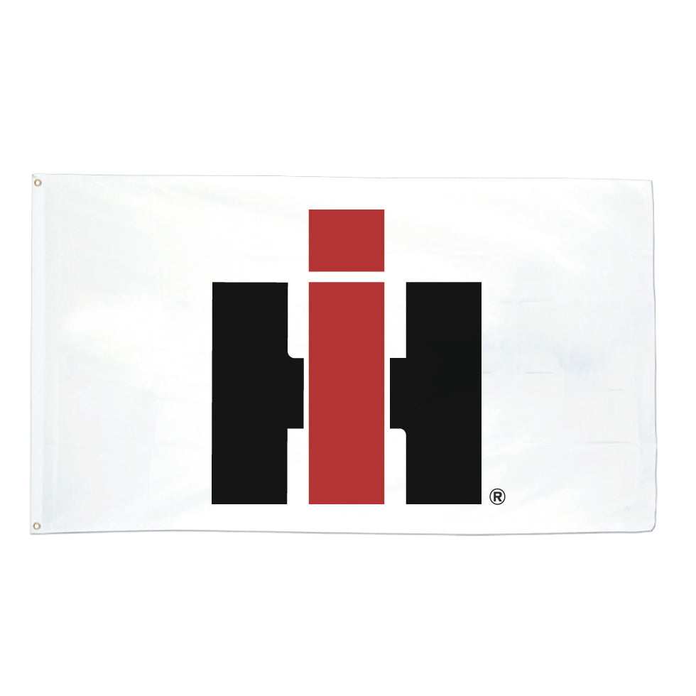 officially licensed made in usa international harvester logo flag