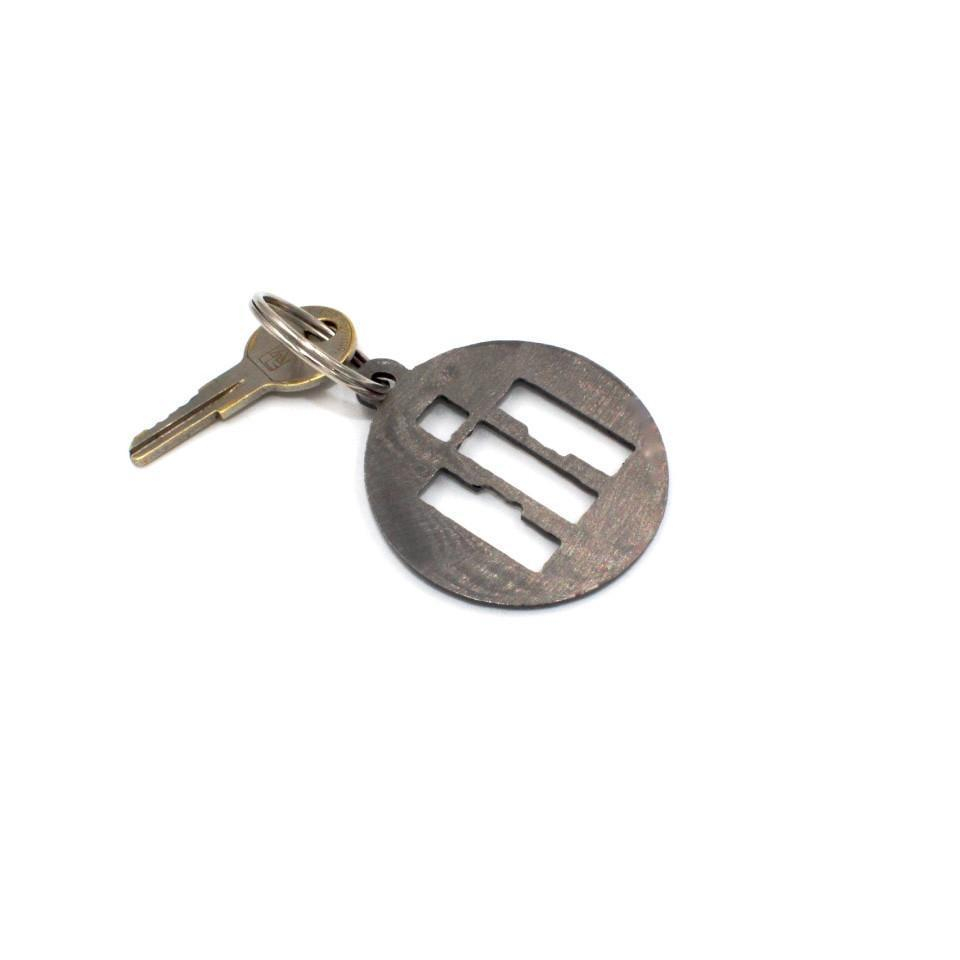 International Harvester IH Keychain Bottle Opener