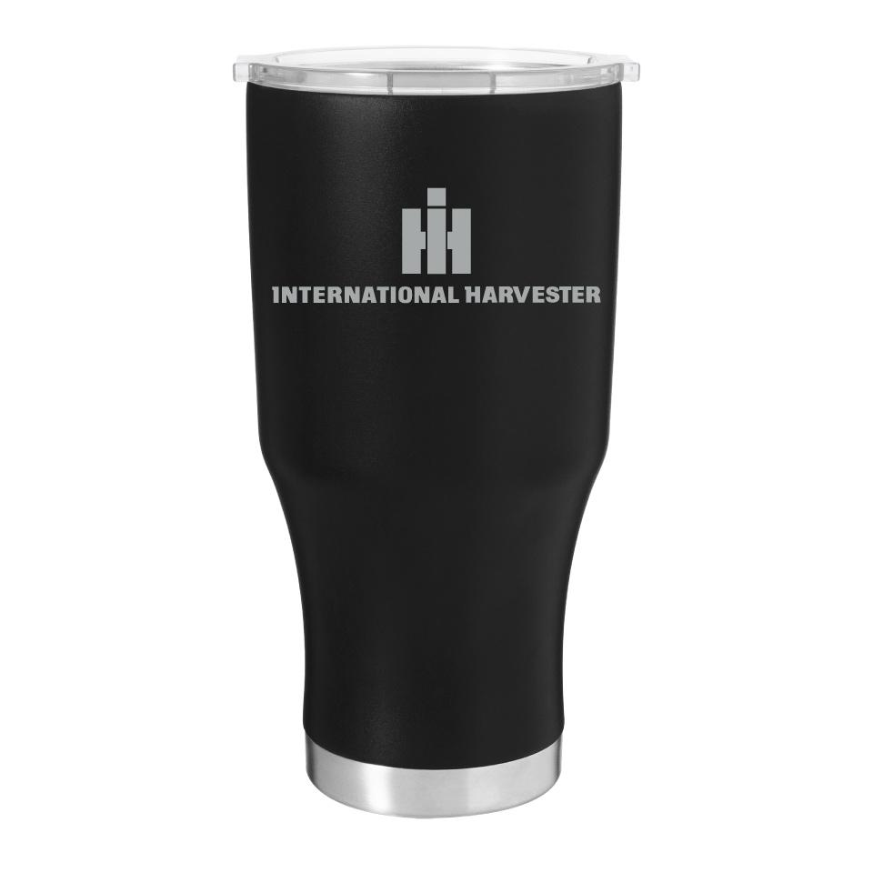 international harvester 28 oz. large black yeti mug