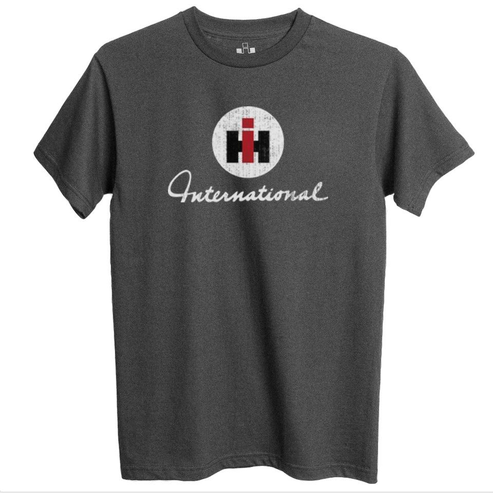 International Harvester IH Vintage Licensed Tee Shirt