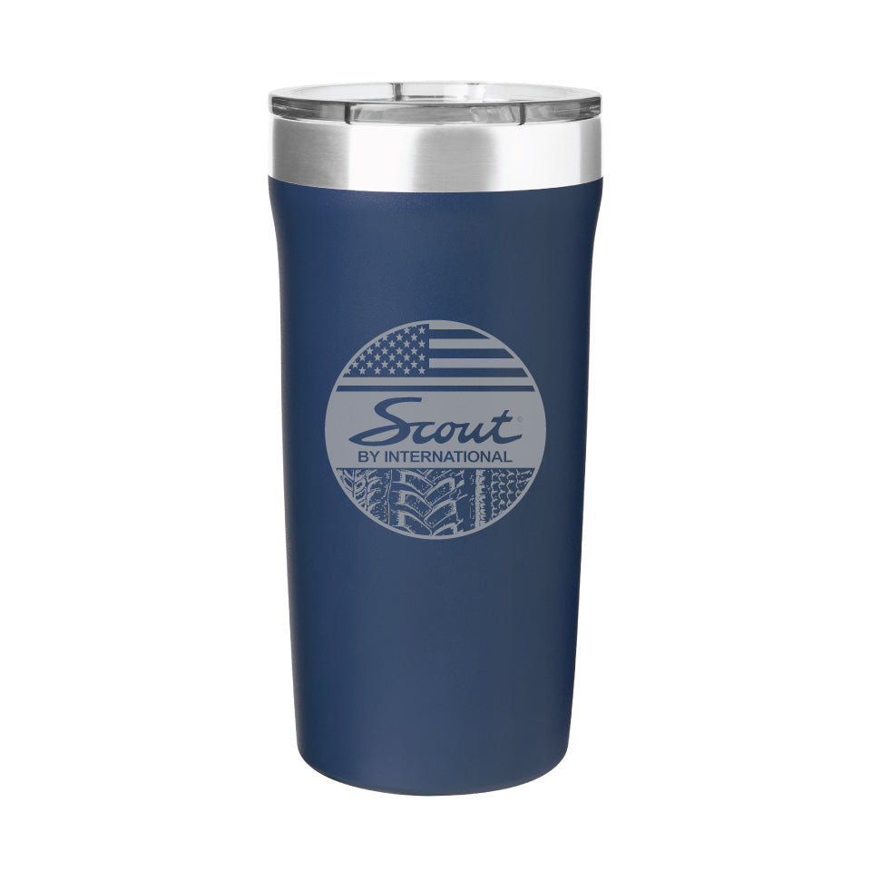International harvester 18 oz insulated tumbler mug