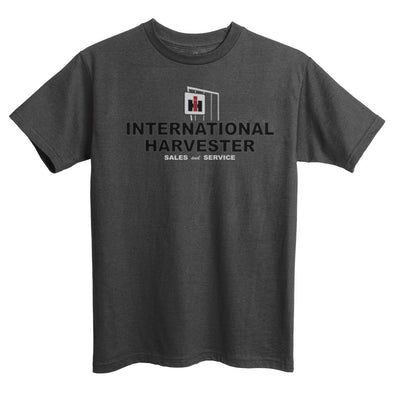 International Harvester Sales and Service dealer tee shirt