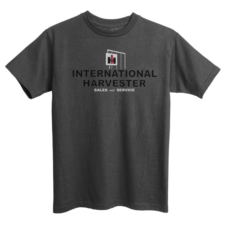 ih red dealer sales and service t shirt