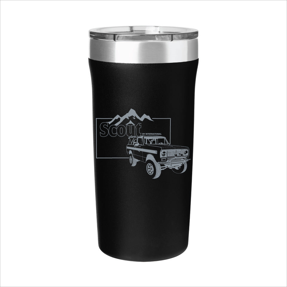 International Harvester IH Scout Truck Travel Mug