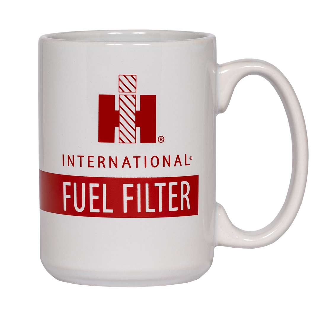 international harvester 15oz. fuel filter coffee mug