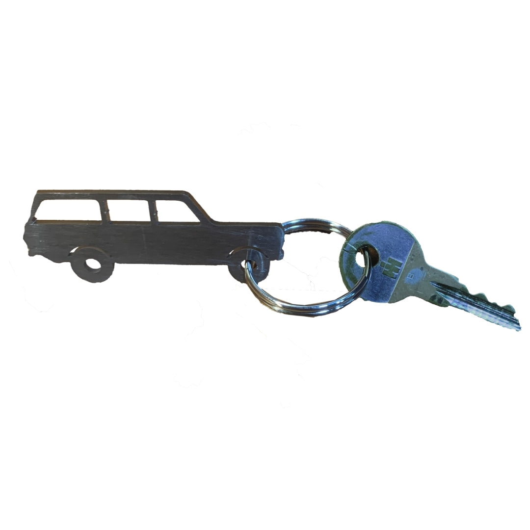 International Harvester Travelall Keychain