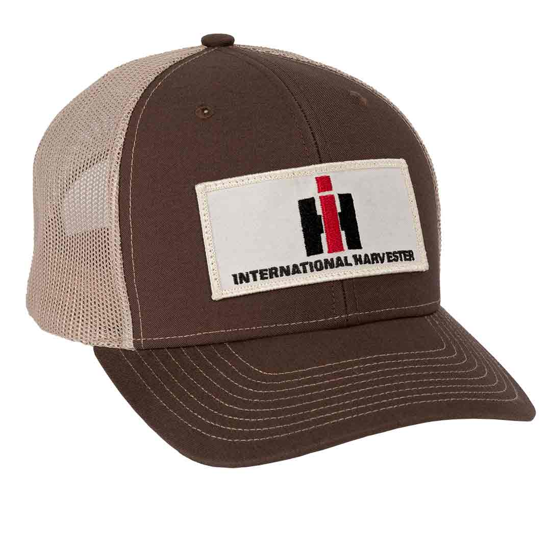 IH Logo Mesh Back Hat