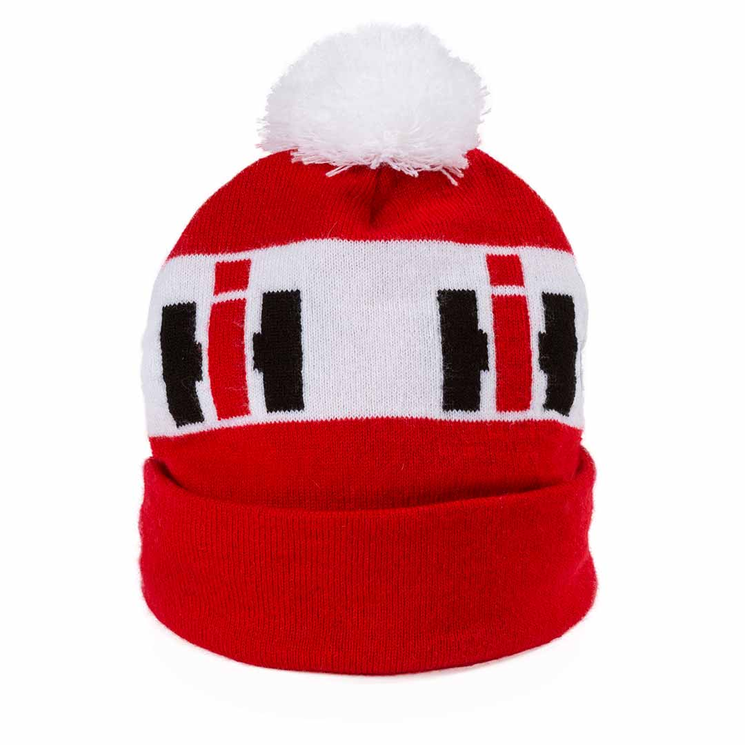 International Harvester logo winter hat