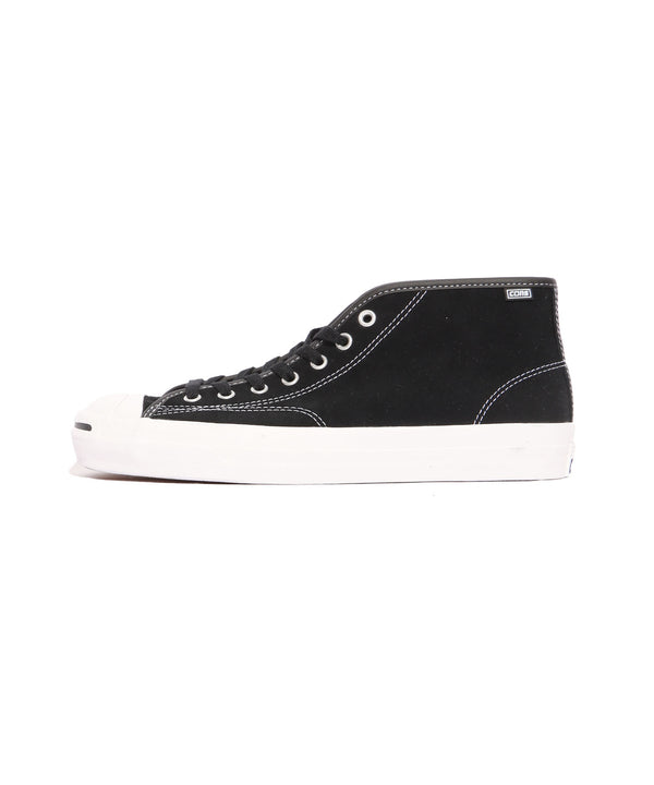 CONS/コンズ Jack Purcell Pro MID 166841C BLACK/WHITE/BLACK