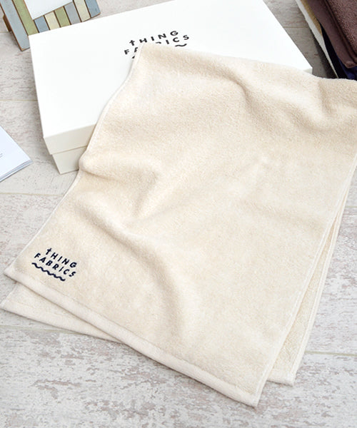 THING FABRICS/シングファブリックス TIP TOP 365 Face Towel/Organic t100 Face Towel