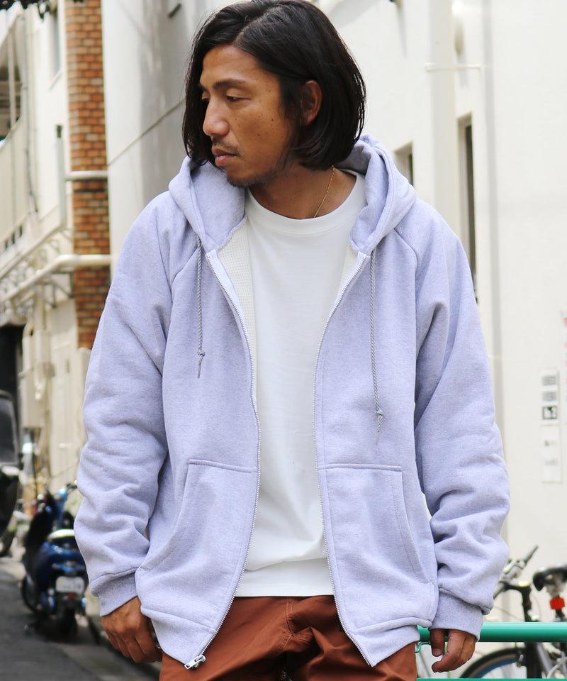 CAMBER/キャンバー CHILL BUSTER ZIPPER HOODED MADE IN USA #531