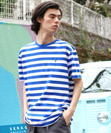 POLO Ralph Lauren/ポロラルフローレン Stripe Short-Sleeve Tee