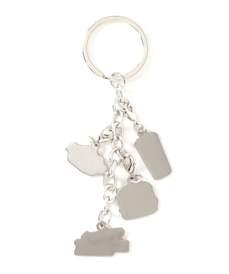 IN-N-OUT BURGER CHARM KEY CHAIN