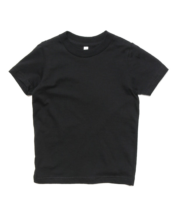 LOS ANGELES APPAREL/ロサンゼルスアパレル TODDLER SHORT SLEEVE FINE JERSEY TEE 半袖Tシャツ