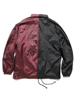 SEVEN BY SEVEN/セブン バイ セブン スーベニア DOCKING COACHES JACKET - Logo print - Collaborated by Masakatsu Shimoda ジャケット