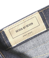 SEVEN BY SEVEN/セブン バイ セブン DENIM WIDE PANTS - Rigid -