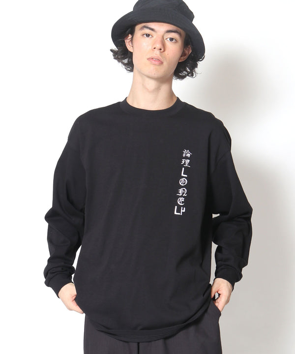 LONELY/論理 TOM OSABE L/S TEE ロンT