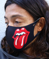 The Rolling Stones Mask Classic Tongue & Some Girls マスク 2枚入り
