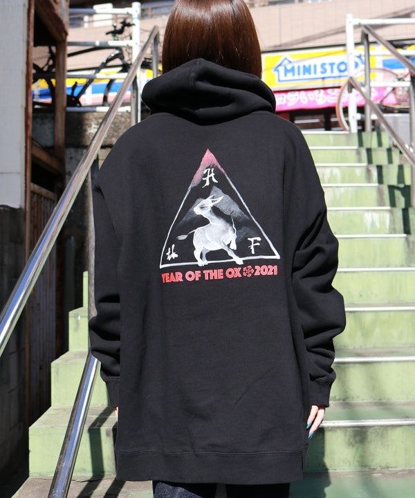 HUF/ハフ YEAR OF THE OX P/O HOODIE