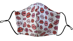 Lips Face Cover - LuxeMutt