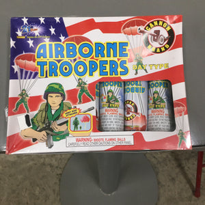 Airborne Troopers (Daytime)