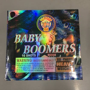 Baby Boomers   (20th Anniversary Label) - 16 shots