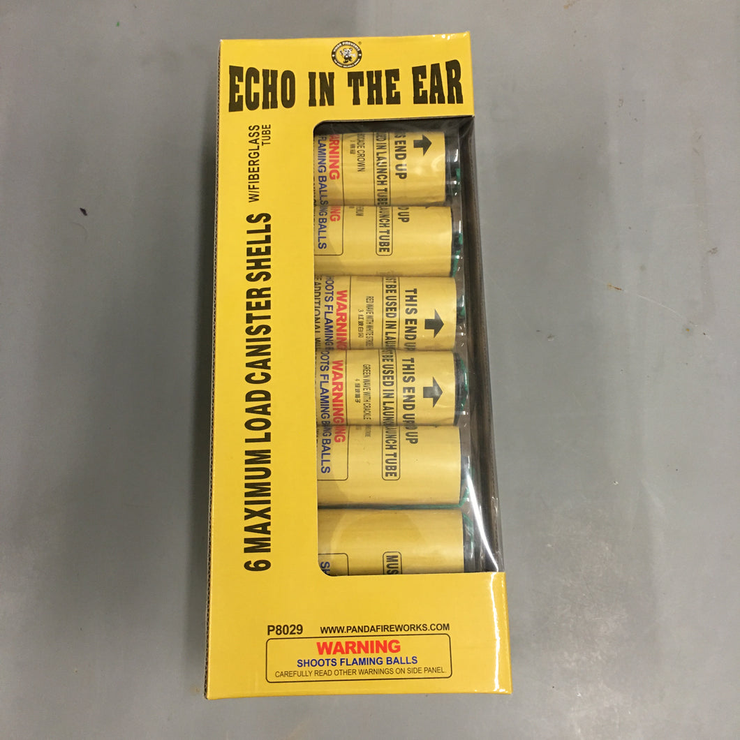 Echo in the Ear