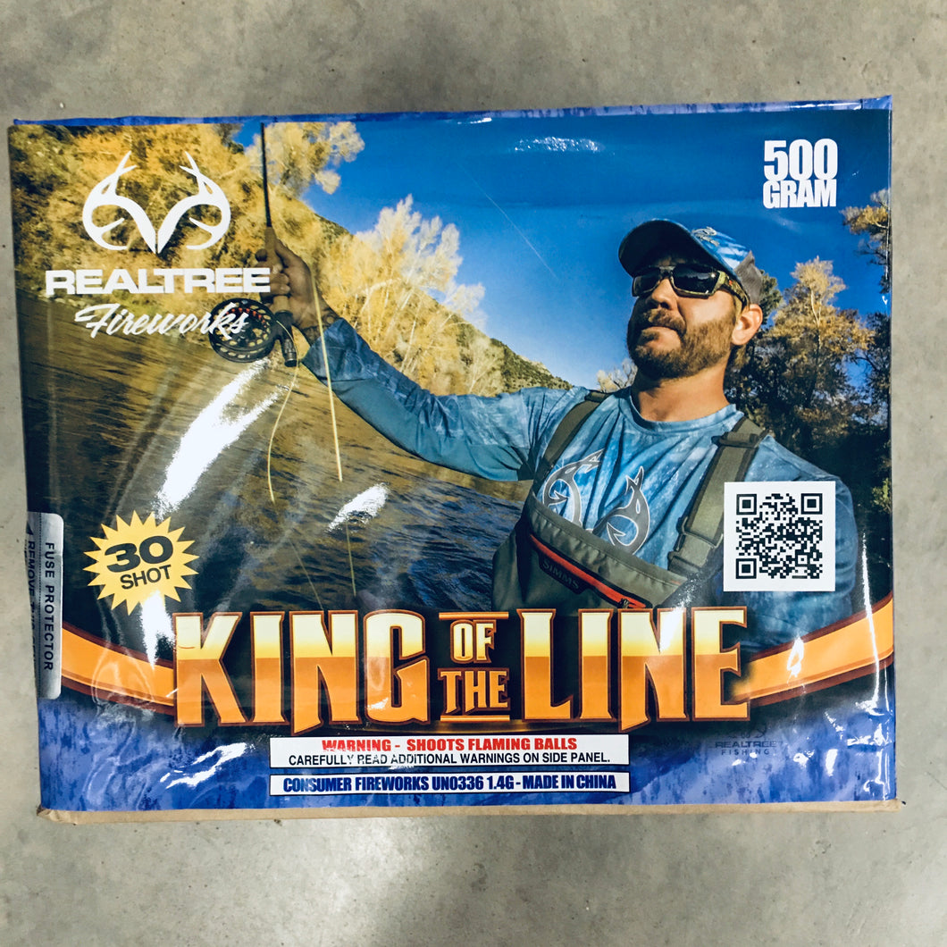 King of the Line - 30 shots