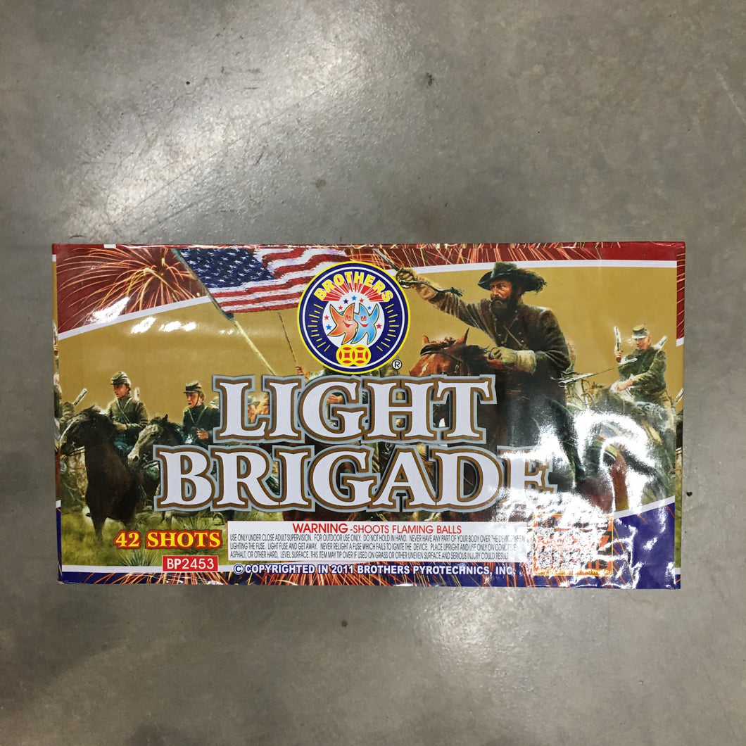 Light Brigade - 42 shots