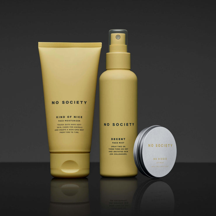 The Moisturizer Set