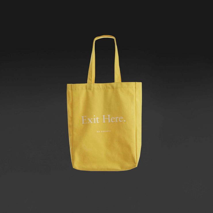 The Tote Bag - Yellow
