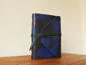 Original Journal 5 x 7 - Blue Camo